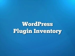 How to Solve the WordPress Plugin Paradox