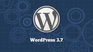 What's New In WordPress 3.7